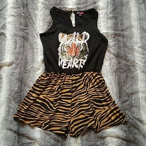 Other - Girls Romper size 14